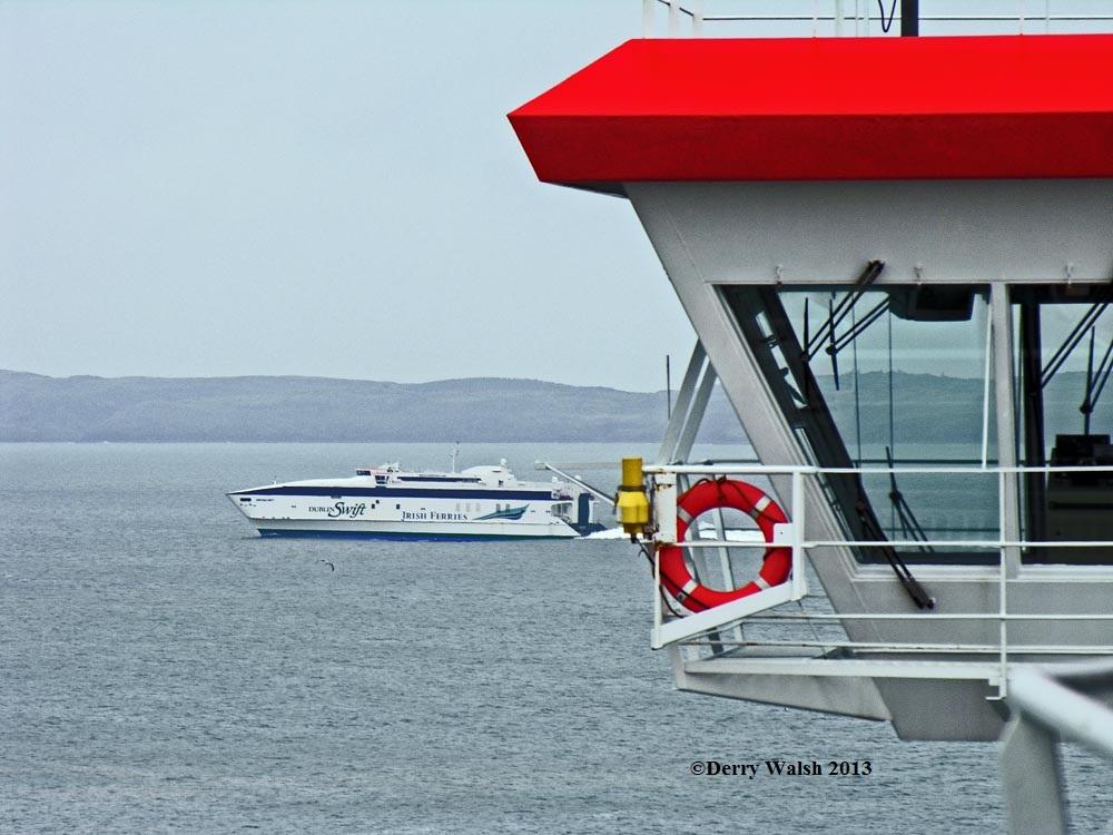 Photo album ferries - Rosslare ferry port arrivals ...